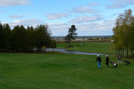Club de golf de Chambord